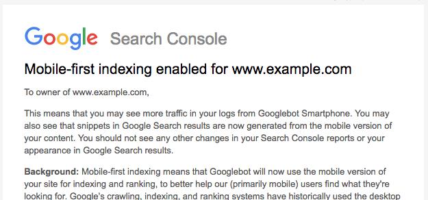 Оптимизация мобильной версии сайта на поддомене m